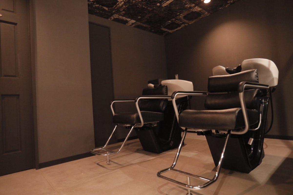 西荻窪の美容室VIRTUE 2NDの内装