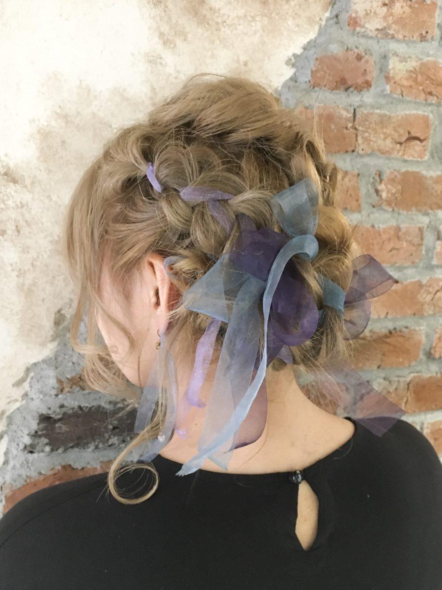 イベントヘアセット