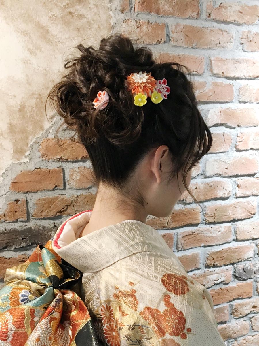 着物に合うヘアスタイル!和装の髪型をご紹介します!【振袖・訪問着・袴・浴衣】
