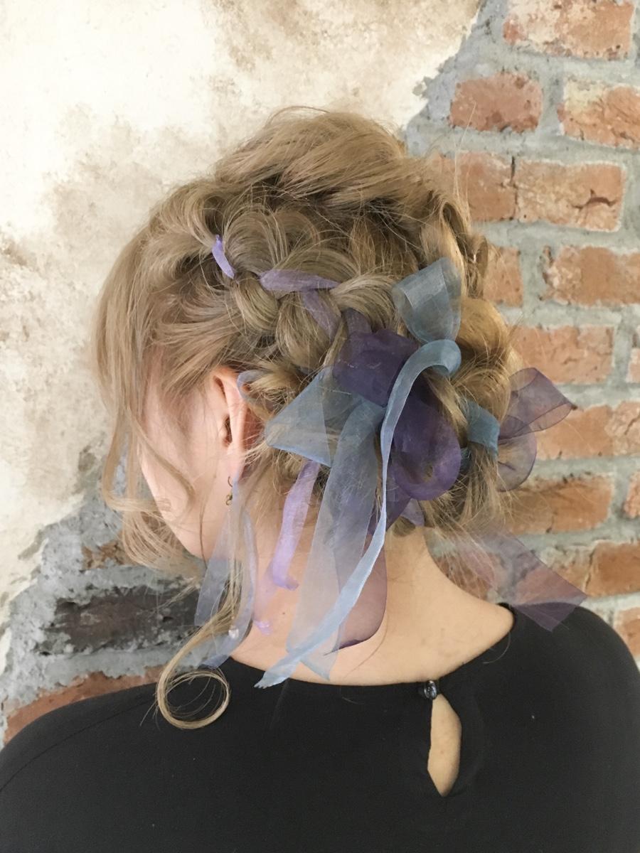 コンサートやイベントヘアセット派手髪オーダーも受付ます!