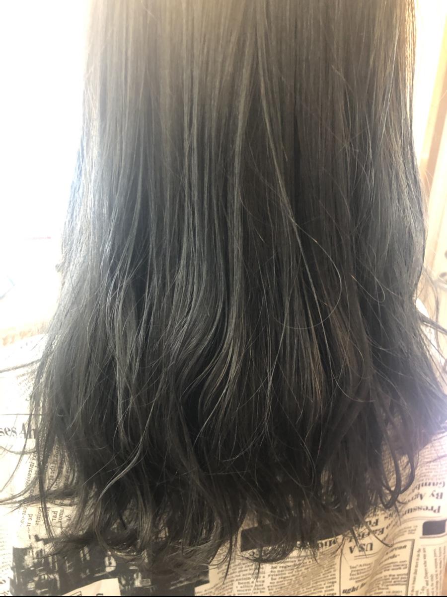 ブリーチ毛を美しく!