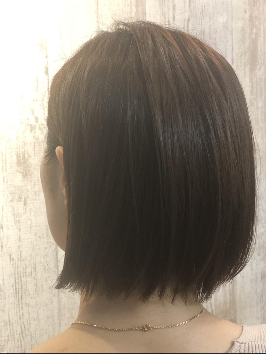 西荻窪でボブにするならVIRTUEへ。きっと似合うボブがある。この時期、酸性縮毛矯正や髪質改善も。。