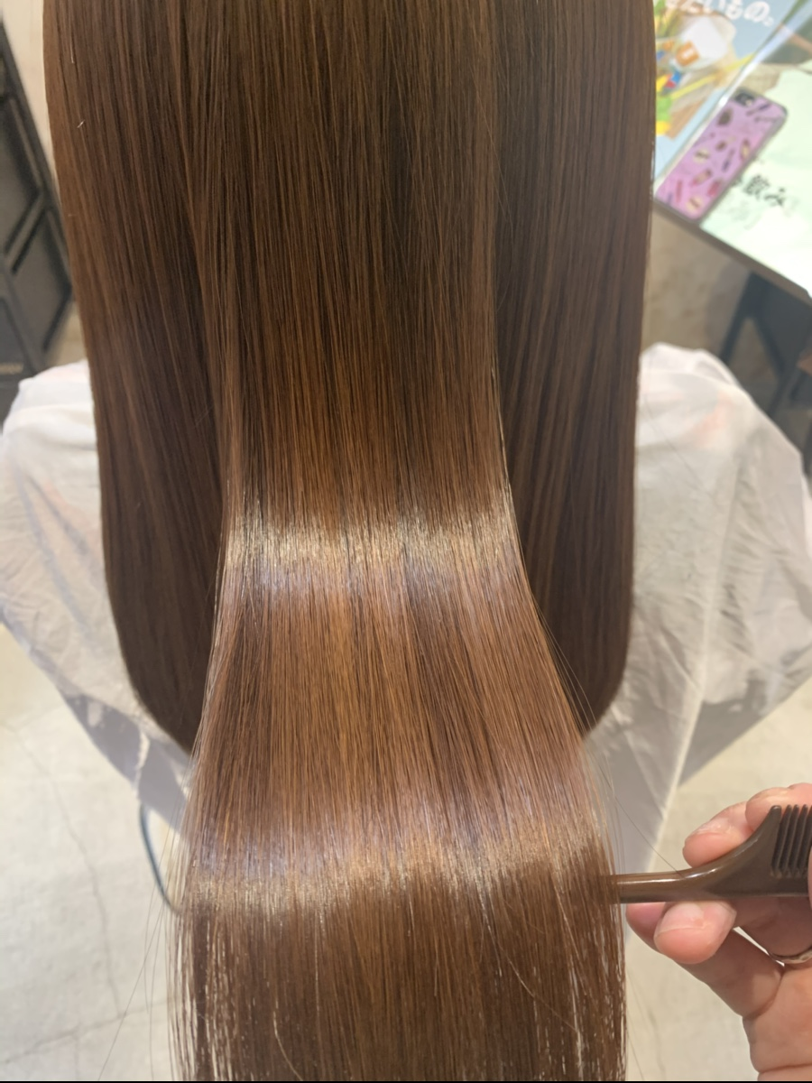 西荻窪で髪質改善するならVIRTUEで!!!酸性縮毛矯正、酸熱トリートメント取り扱ってます。