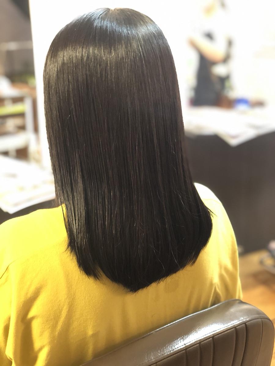 縮毛矯正をするならVIRTUEの酸性縮毛矯正がおすすめです!