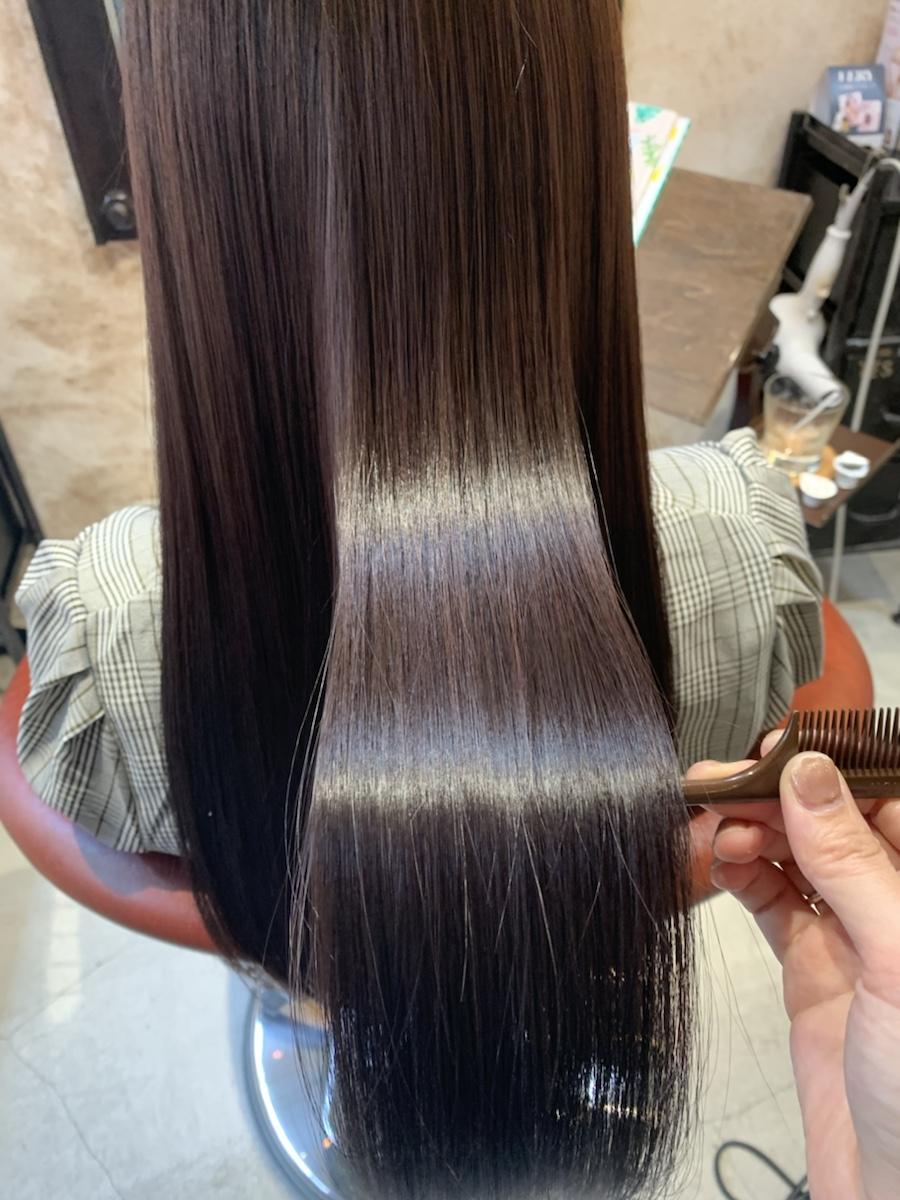 髪質改善・酸熱トリートメント 癖やパサつきでお悩みの方!様々な髪質に合わせて選びます!