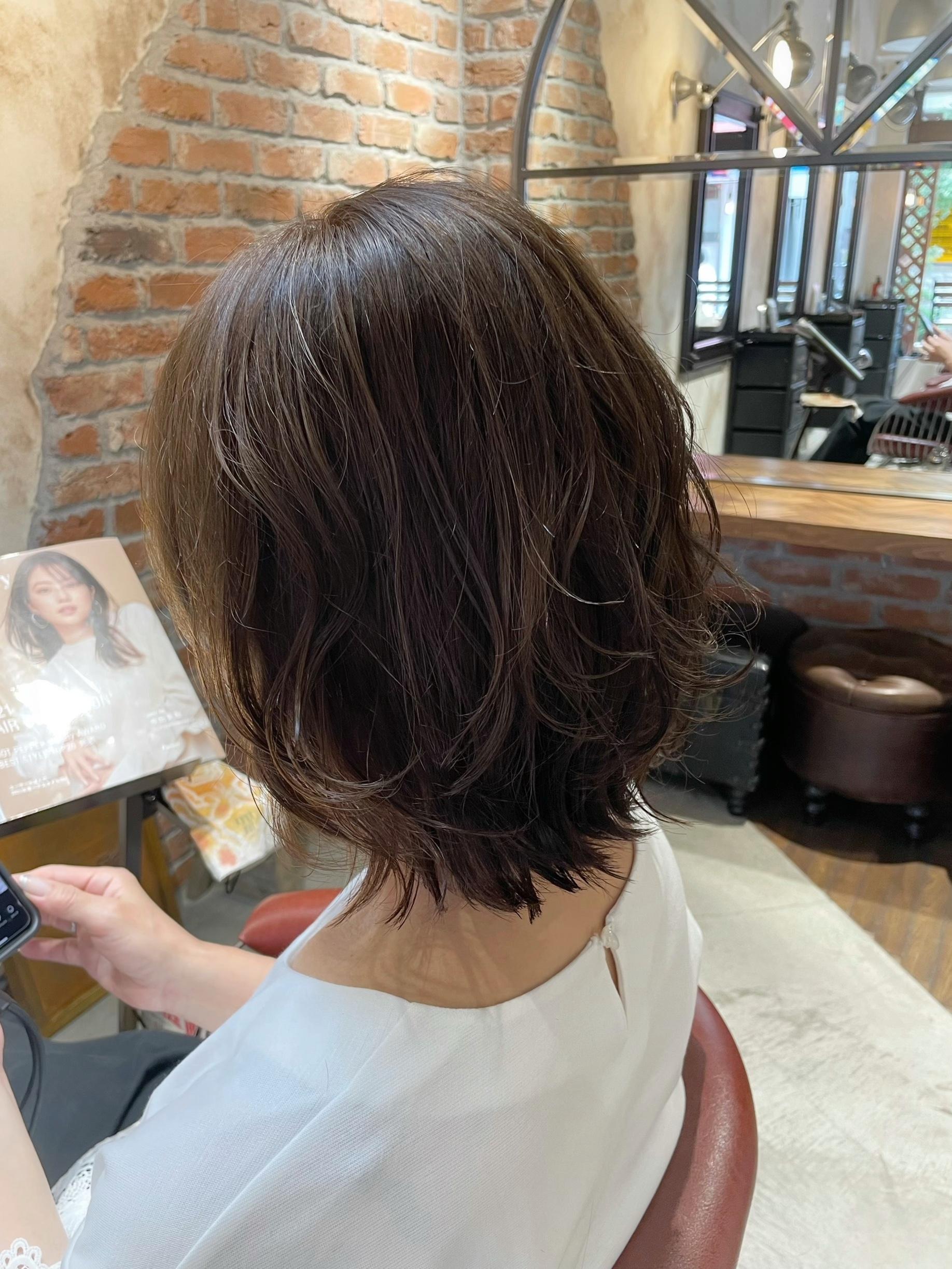 似合う髪型を探している方!2wayスタイルでばっさりカットに挑戦してみては…!!
