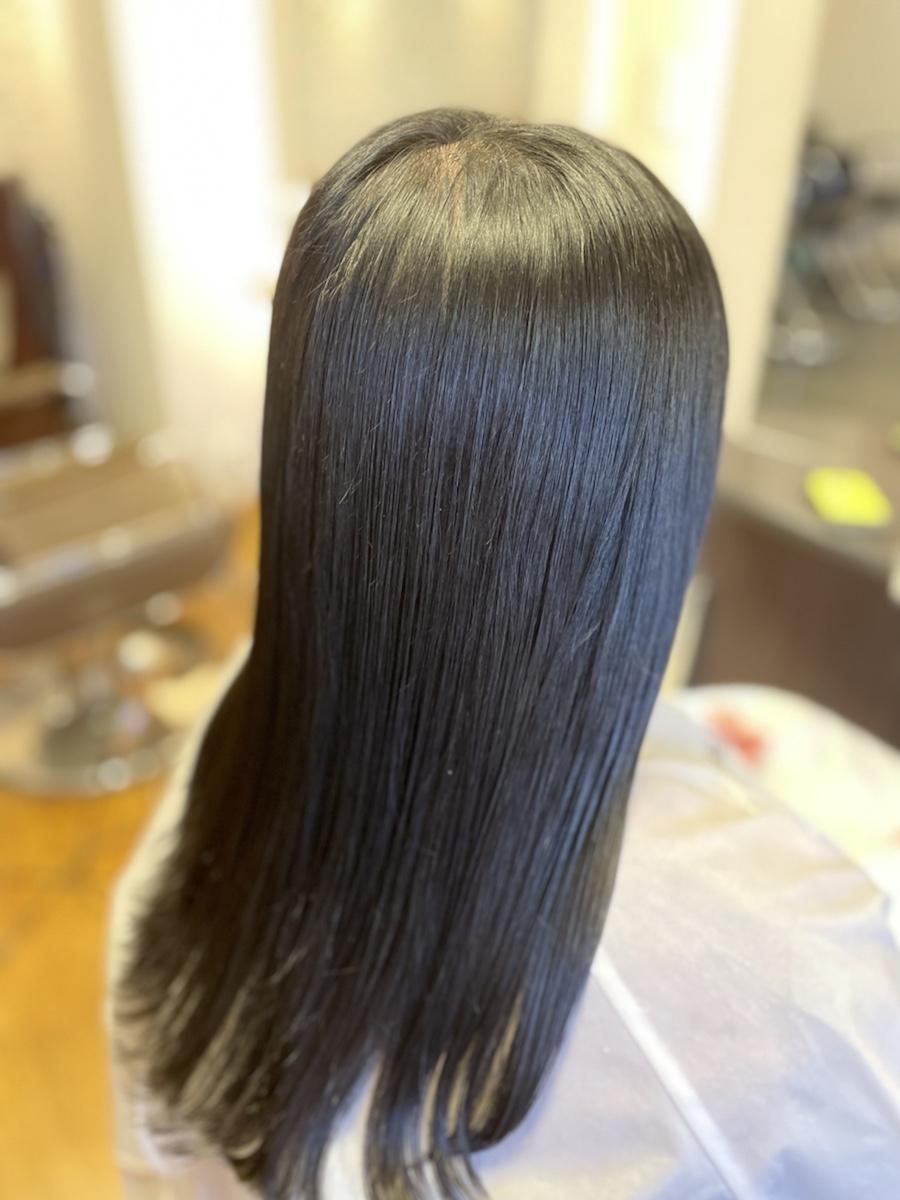 髪の扱いに困っている方はvirtueの酸性縮毛矯正がおすすめです!